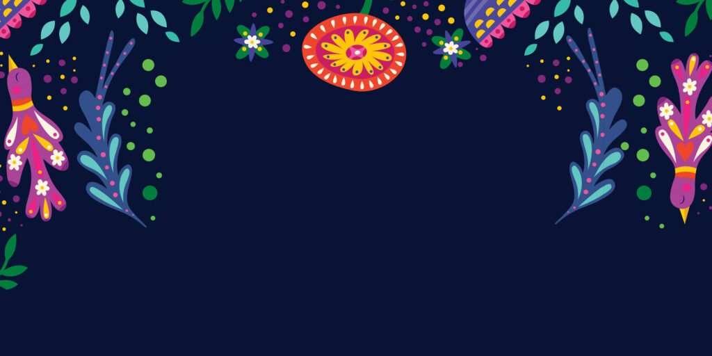 LatinXitos banner by Atlanta graphic design agency SkyCastle Productions