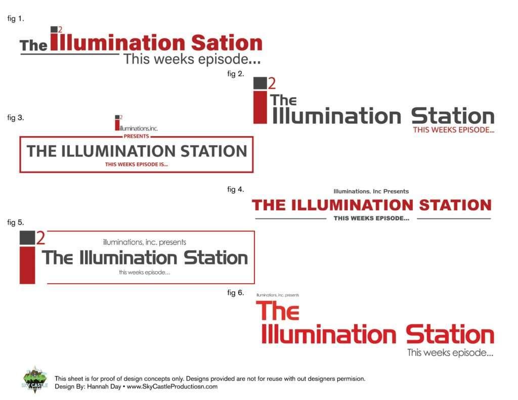TheIlluminationStation-LogoConcepts