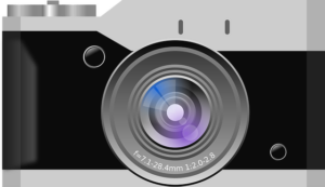 Image of a camera showcasing that SkyCastle Productions Atlanta Visual Media Agency provides photography solutions for businesses