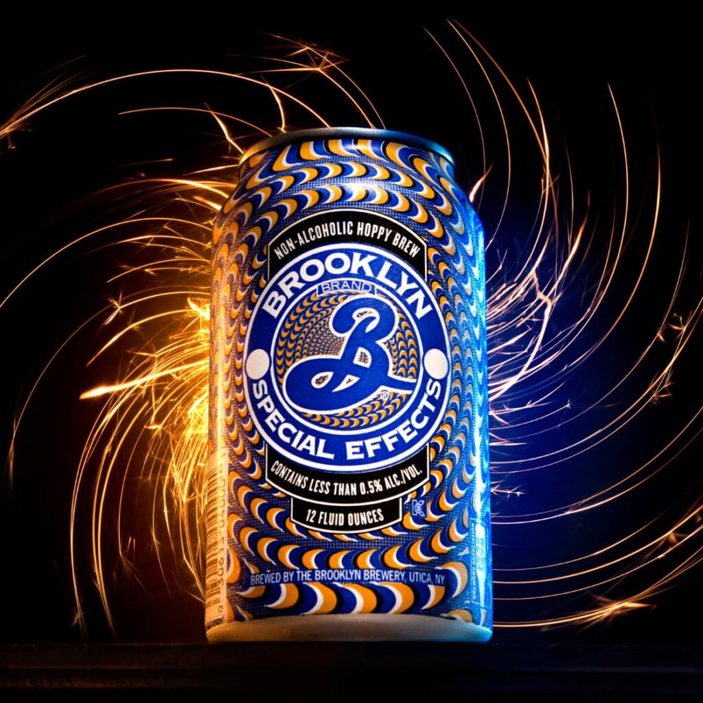 Photo of a beer can by taken by SkyCastle Productions Photographer William Twitty